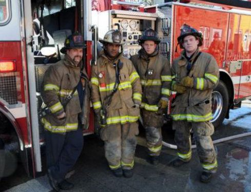 Washington DC Firefighters Local 36
